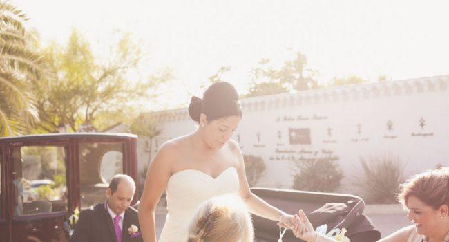 boda civil la herencia
